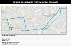 """Secretaría de Tránsito de Cúcuta hará cierre de vía por desfile del """"Festival de Las Colonias"""""""