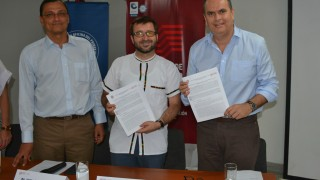 Firma de Convenio con la Agencia de Cooperación y Coordinación Turca 2
