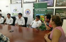 Gobernador de Norte de Santander, William Villamizar Laguado - Encuentro con Ministro de Hacienda (3)