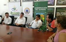 Gobernador de Norte de Santander, William Villamizar Laguado - Encuentro con Ministro de Hacienda (4)