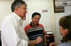 Gobernador de Norte de Santander, William Villamizar Laguado - Encuentro con Ministro de Hacienda (6)