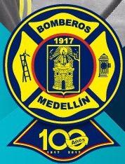 LOGO congreso internacional de bomberos