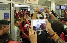 Llegada del Cúcuta Deportivo (3)