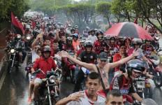 Llegada del Cúcuta Deportivo (33)