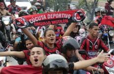 Llegada del Cúcuta Deportivo (35)