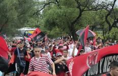 Llegada del Cúcuta Deportivo (41)