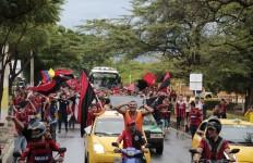 Llegada del Cúcuta Deportivo (57)