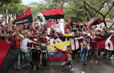 Llegada del Cúcuta Deportivo (58)