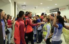 Llegada del Cúcuta Deportivo (7)