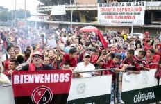 Llegada del Cúcuta Deportivo (71)