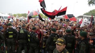 Llegada del Cúcuta Deportivo (9)