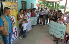 ADMINISTRACIÓN MUNICIPAL CONTINÚA GESTIONANDO AYUDAS PARA EL MEJORAMIENTO DE HOGARES COMUNITARIOS 2