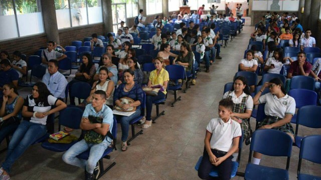 ALCALDÍA DE CÚCUTA REALIZÓ PRIMER FORO DE PREVENCIÓN DE EMBARAZOS EN ADOLESCENTES 1