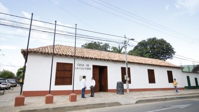 Casa de la cultura de Villa del Rosario (1)