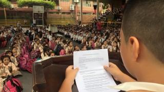 EL COLEGIO SAGRADO CORAZÓN DE JESÚS NO SE VA A ACABAR, AL CONTRARIO, SE VA A FORTALECER ALCALDÍA DE CÚCUTA