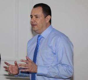 Edgar Andrés Pallares Díaz, secretario de Gobierno (1)
