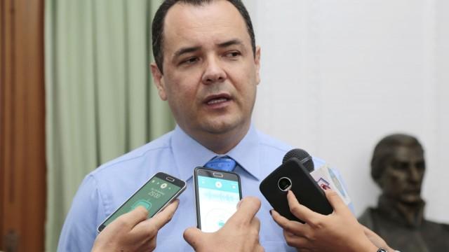 Edgar Andrés Pallares Díaz, secretario de Gobierno