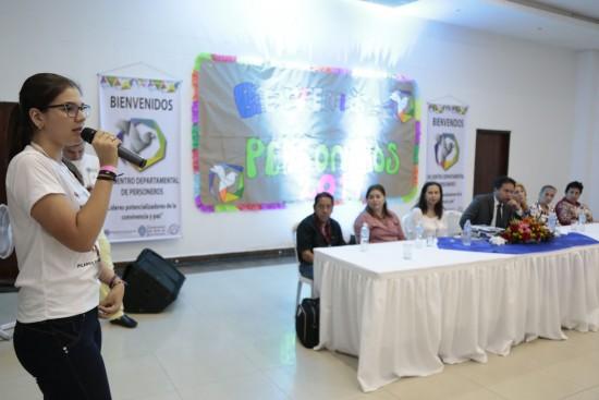 Encuentro Departamental de personeros Estudiantiles (14)