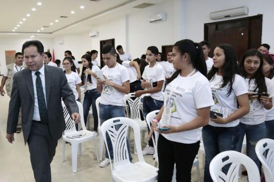 Encuentro Departamental de personeros Estudiantiles (3)
