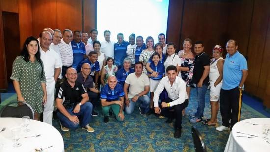 Gobernador de Norte de Santander pide a CORDEMO que la región sea sede de Juegos Nacionales (1)