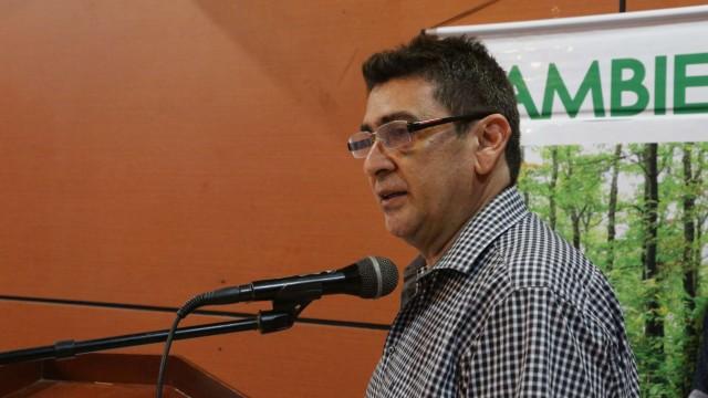 Melik Sarkis Torres, secretario de Vivienda y Medio Ambiente de Norte de Santander