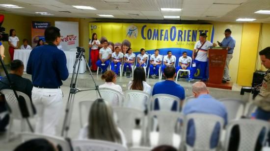 Rueda de Prensa Gimnasia 1