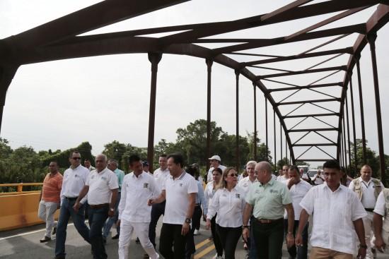 Visita institucional en Puerto Santander (4)