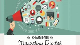 Abierta convocatoria para entrenamiento en Marketing Digital
