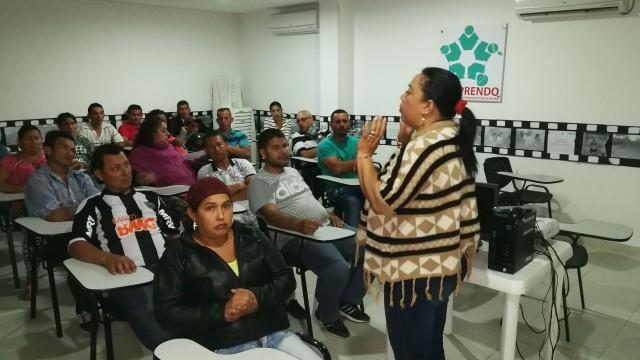 Avanza proyecto de Reconversión Sociolaboral en Ocaña