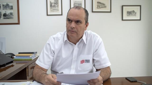 Carlos Luna, Nuevo Vicepresidente de Confecámaras