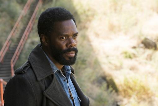 Colman Domingo as Victor Strand - Fear the Walking Dead _ Season 3, Episode 15 - Photo Credit: Richard Foreman, Jr/AMC