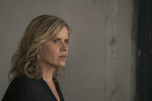 Kim Dickens as Madison Clark - Fear the Walking Dead _ Season 3, Episode 16 - Photo Credit: Richard Foreman, Jr/AMC
