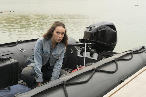 Alycia Debnam-Carey as Alicia Clark - Fear the Walking Dead _ Season 3, Episode 16 - Photo Credit: Richard Foreman, Jr/AMC