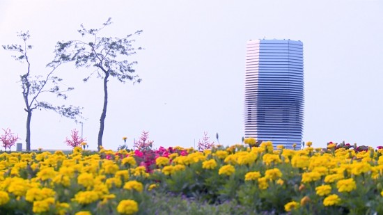 Dalian Smog Tower