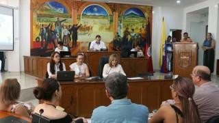 E.S.E. IMSALUD RINDIÓ INFORME DE GESTIÓN ANTE CONCEJO