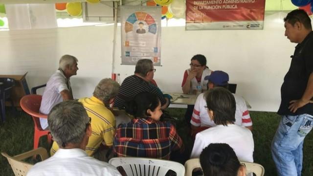 Feria Servicio Ciudadano Tibú