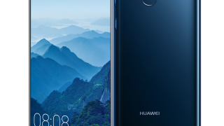 Mate 10 Pro_Blue Front and Back_preview