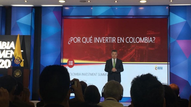 "Participamos en ""Colombia Investment Summit 2017"""