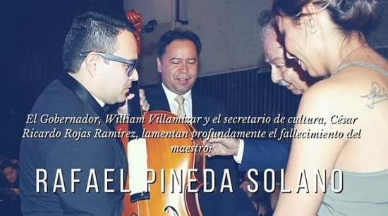 Reconocimientos del Gobernador al Maestro Pineda - Secretaría de Cultura (1)