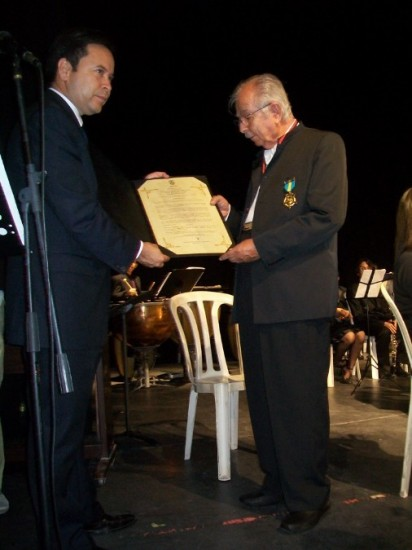 Reconocimientos del Gobernador al Maestro Pineda - Secretaría de Cultura (2)
