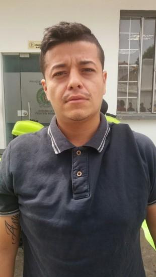 Ricardo Santos Omaña