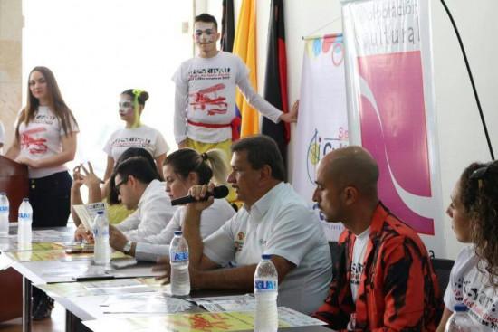 Secretaría de Cultura - Lanzamiento del Festival de Teatro de Cúcuta (2)