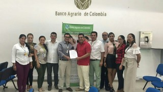 ALCALDÍA DE SAN JOSÉ DE CÚCUTA FIRMA CONVENIO CON BANAGRARIO PARA LA FINANCIACIÓN DE PROYECTOS AGROPECUARIOS.