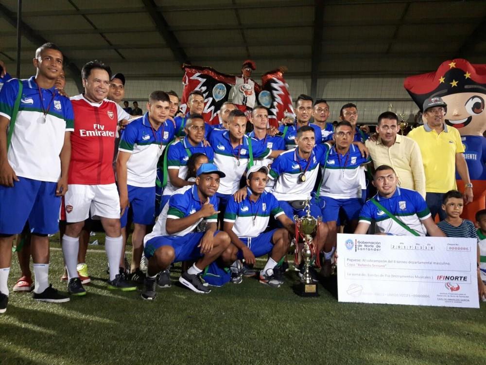 Ceremonia de Premiación Torneos de Fútbol (3)