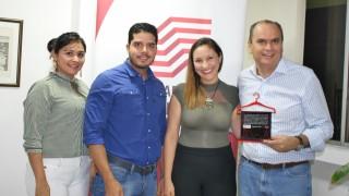 Corpomoda Reconoce Apoyo de la Cámara de Comercio de Cúcuta