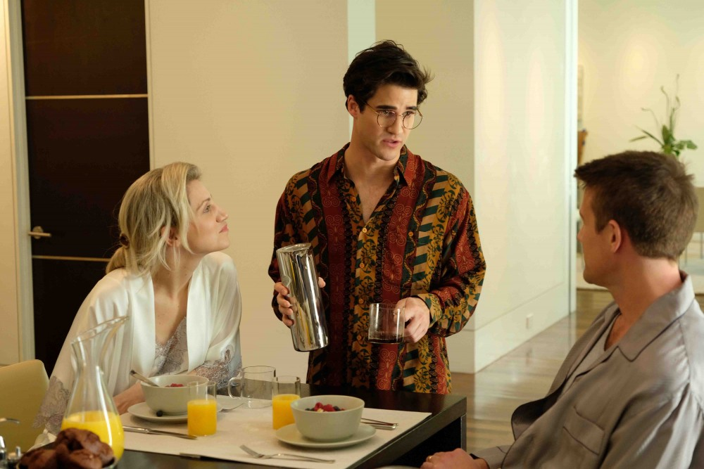 arren Criss es Andrew Cunanan en Versace American Crime Story - FX