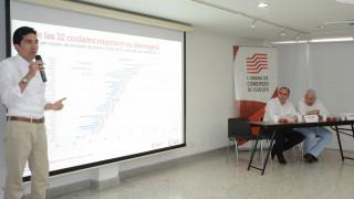 Director del DNP socializó resultados del Doing Business en Cúcuta
