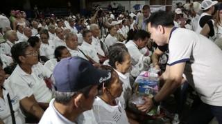 Entrega de ayudas a adultos mayores de la comuna 6 de Cúcuta (13)