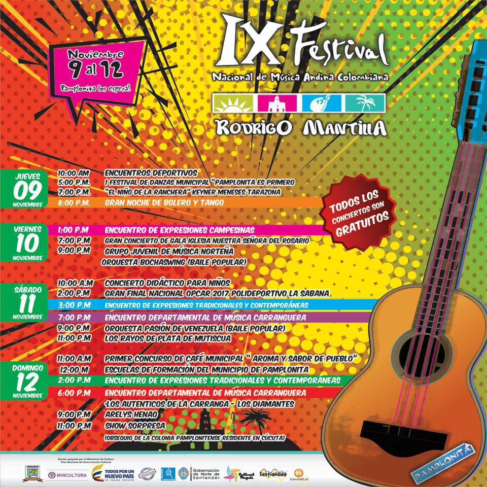 Ferias y Fiestas Pamplonita (2)