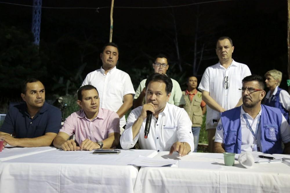Reunión con líderes del Paro Catatumbo (30)
